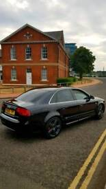 Audi a4 tdi S-line manual 6 speed, with full service history, low mileage, new clutch / timing belt