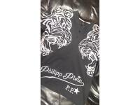 MENS PHILLIP PLEIN POLO SHIRT