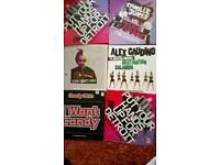 Vinyl dance singles