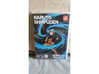 Naruto Shippuden - Series 1 [DVD] - New Sealed