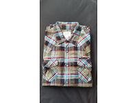 Male shirts, Diesel, River Island, H&M. sizes M/L
