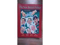 The New British Politics, book