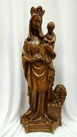 Our Lady statue