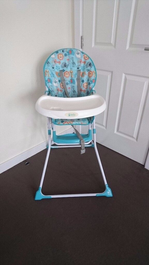 Baby high Chair. Clean quick sale.