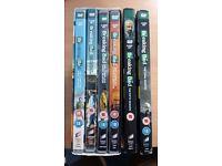 Breaking Bad DVD's - Series 1-5