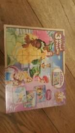 Princess jigsaw puzzel
