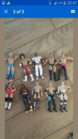 31wwe wrestling figures