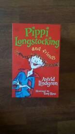 Pippi longstocking set of books