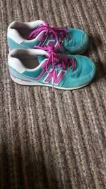 New balance trainers size 13 uk