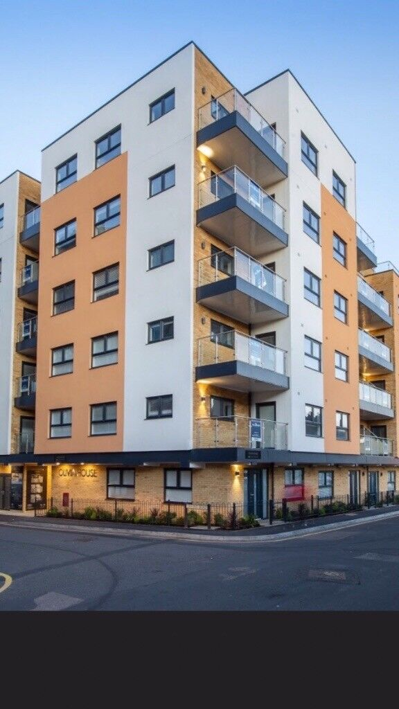 Brand New Delux Spacious 2nd Floor 1 Bedroom Apartment With Balcony Available Now Luton 900 Pcm In Luton Bedfordshire Gumtree