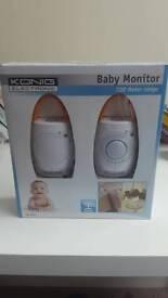 Konig electronics wireless baby monitor