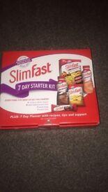 Slim fast starter Packs
