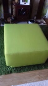 Lime Green 2ft ×2ft square. In Great condition as hardly used. Great buy