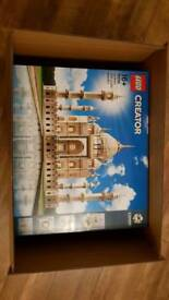 Lego 10256 Taj Mahal - Brand New in hand