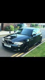 BMW 1SERIES MSPORT 2.0 PETROL BLACK