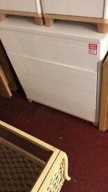 High gloss 4 drawer smooth cest