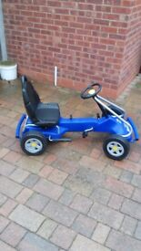Boys Pedal Go Kart suitable for age 6+