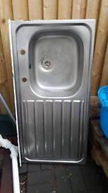 Kitchen sink....