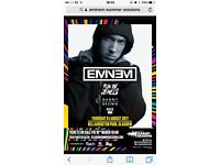 Eminem at Bellahouston Park