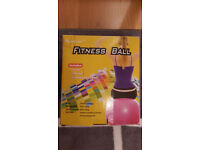 Selling Fitness ball and pump