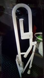 Disabled Toilet Grab Rail. Brand New. Collect today cheap
