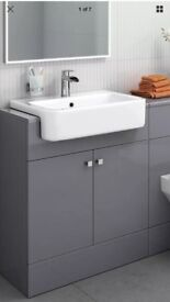 Sink and tap brand new