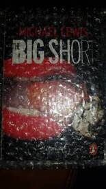 The Big Short book by Micheal Lewis
