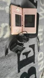 Original DS, Pink spares and repairs
