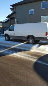 2006 Ford E250 $4500 Excellent running condition