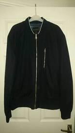 Zara Jacket - Mens UK Size Large/X-Large - Navy