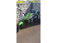 KYMCO 125CC low mileage