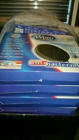 Wpro Anti Bacterial Cooker Hood Carbon Filter B210 FAC539 Bosch Neff Indesit 9 of them!