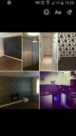 Modern newly decorated apartment to reny