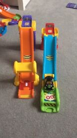 Vtech toot toot individually priced in description