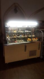 display fridge £450