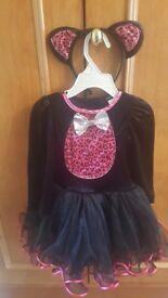 Girls 1-2yrs fancy dress
