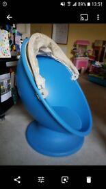 Ikea Lomsk Egg Chair