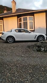 Price drop!! £3,500 Very rare mazda rx8 anniversary edition low miles may swap