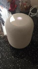 Apple HomePod - used once - 8 months warranty
