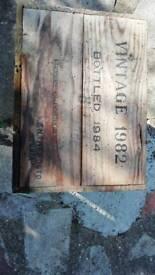 Croft Port box