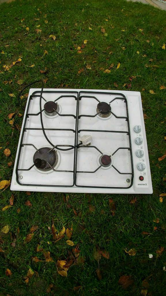 Ariston gas hob 4 burner