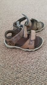 Timberland leathers sandals size 7