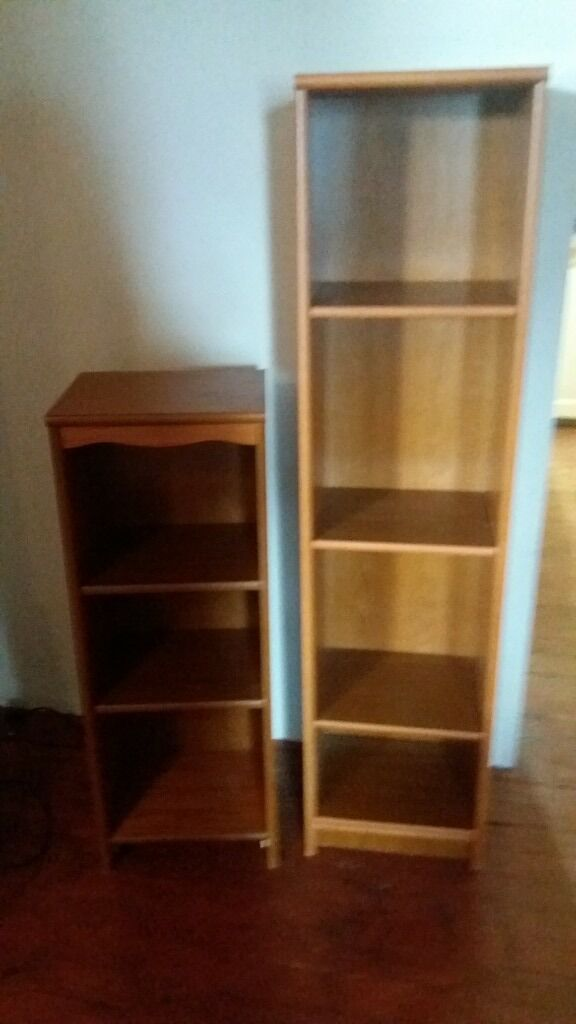 bookcases and side tablesin Torquay, DevonGumtree - £40 for the lot Used but in good condition To be collected by 28.04.2017