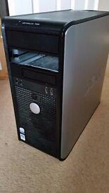 Dell Optiplex 755 MT Core 2 Duo E4400 4gb