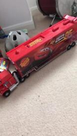 Disney pixel Cars toys bundle