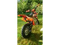 YCF 50cc kids motocross bike / pit bike