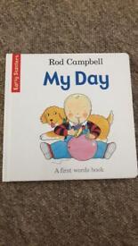 Rod Campbell children's books