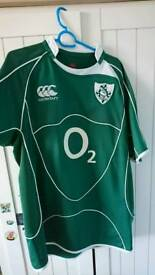 Ireland Rugby Shirt size L