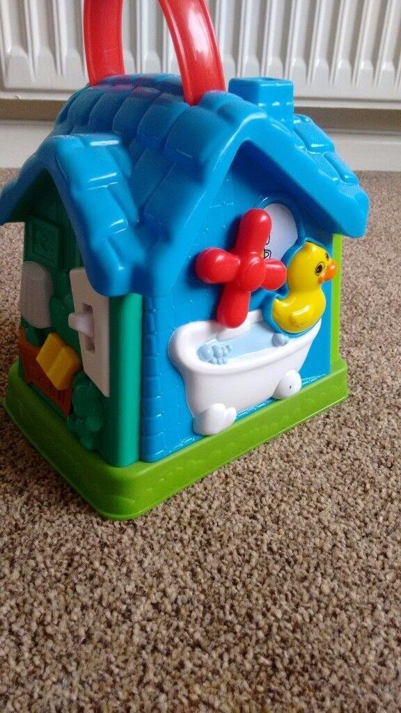 Leapfrog interactive house