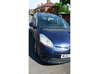 Citroen GRAND C4 PICASSO 1.6 HDi 16v VTR+ 7 SEATER, IDEAL FOR FAMILY, GOOD CONDITION, DRIVE SUPERB